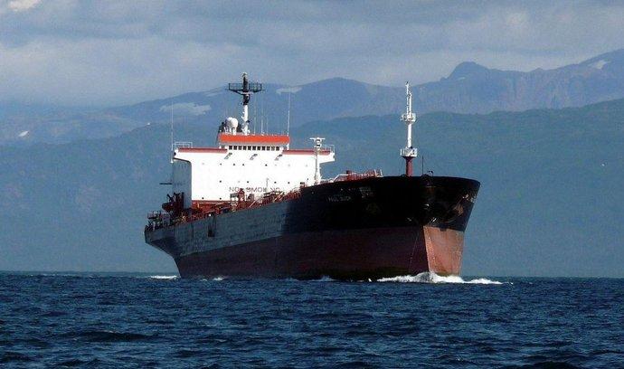 Ilustrační foto tankeru