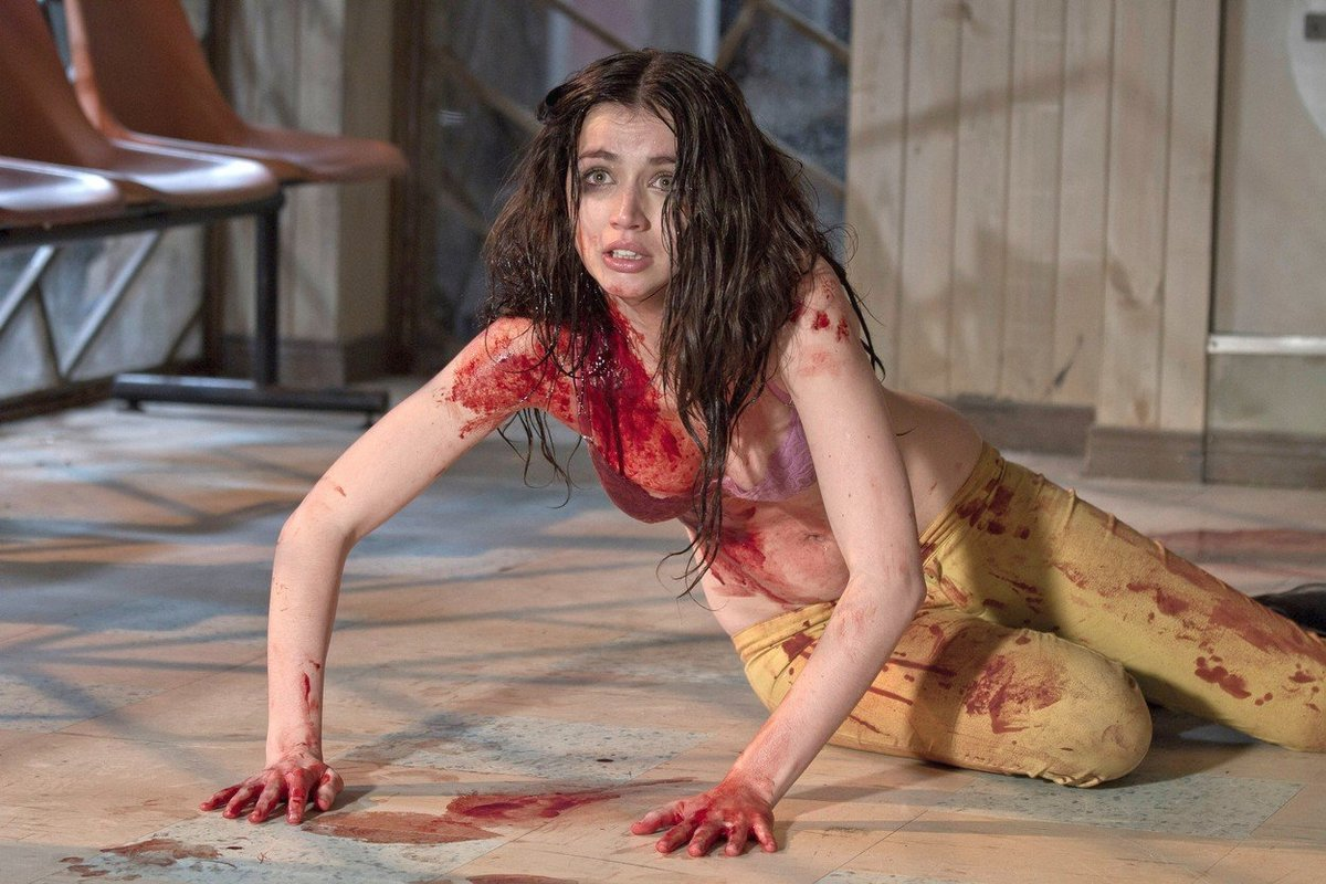 Ana de Armasová v dramatu Blid Alley