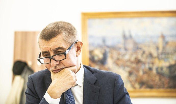 Andrej Babiš rozhodnutí Ústavního soudu tvrdě zkritizoval.