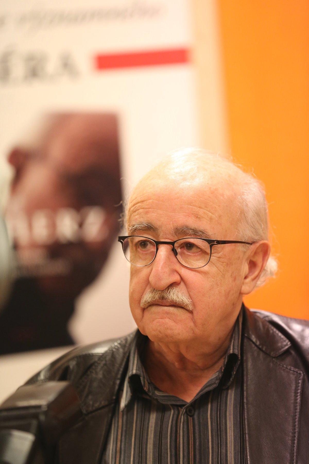 Zesnulý režisér Juraj Herz (†83).