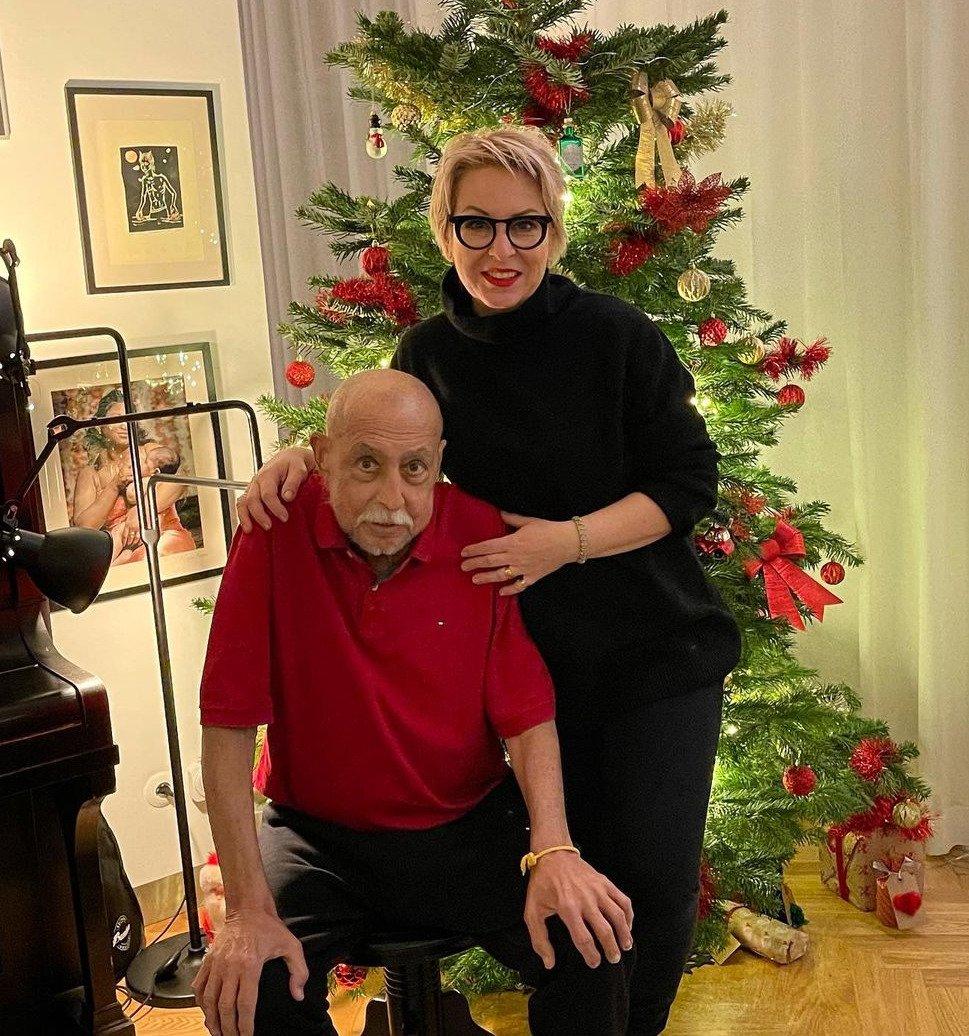 Poslední Vánoce Andreje Hryce.