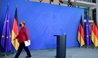 Angela Merkelová se loučí. Německo čekají tuto neděli volby do spolkového sněmu