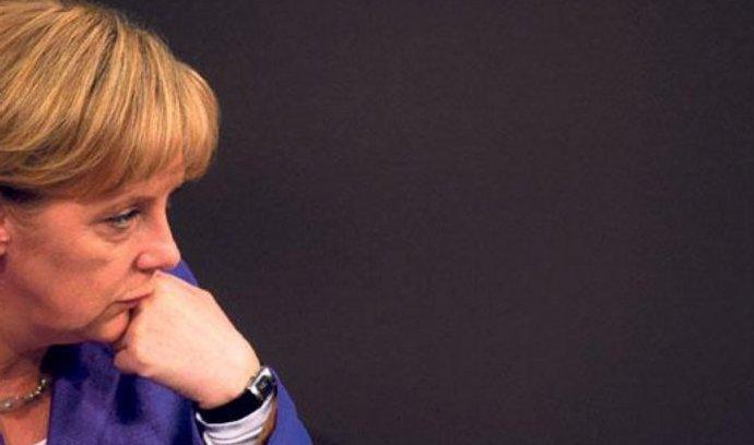 Angela Merkelová, Německo