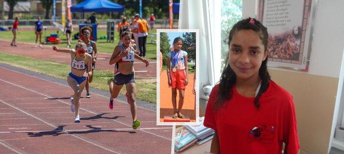 Slibně rozejtou kariéru mladé atletky Annamárie utnulo těhotenství a následný potrat