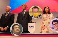 Rok 2021 přepíše politickou mapu Česka: Babiše čeká kritický víkend a který šéf strany končí?