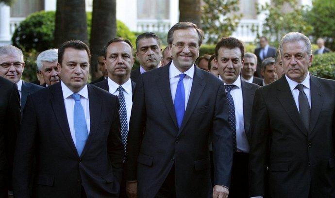Antonis Samaras,  Řecko