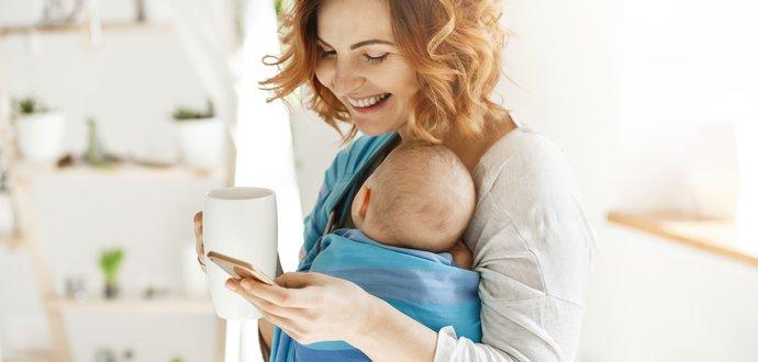Šikovné aplikácie pre mamičky
