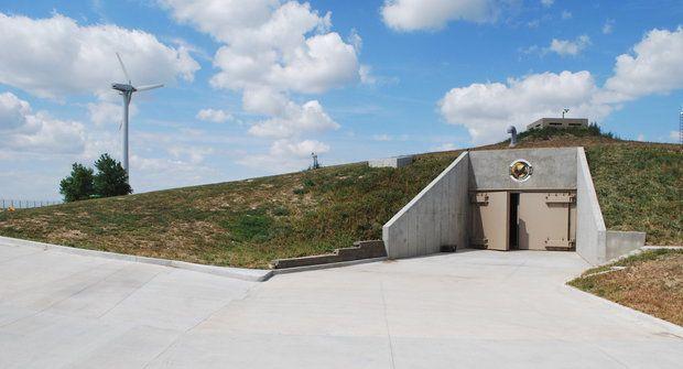 Luxus po apokalypse: Dokonalý kryt s podzemním tobogánem