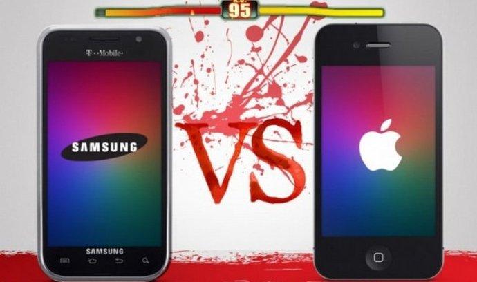 Apple a Samsung se navzájem přes obchodní partnerství rozhodně nešetří.