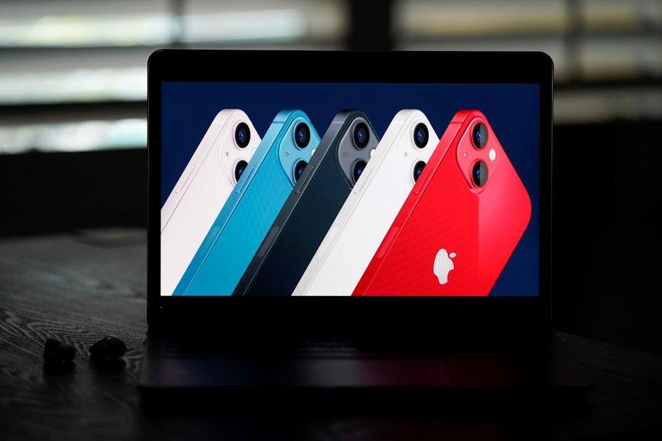 Nová generace výrobků Apple.