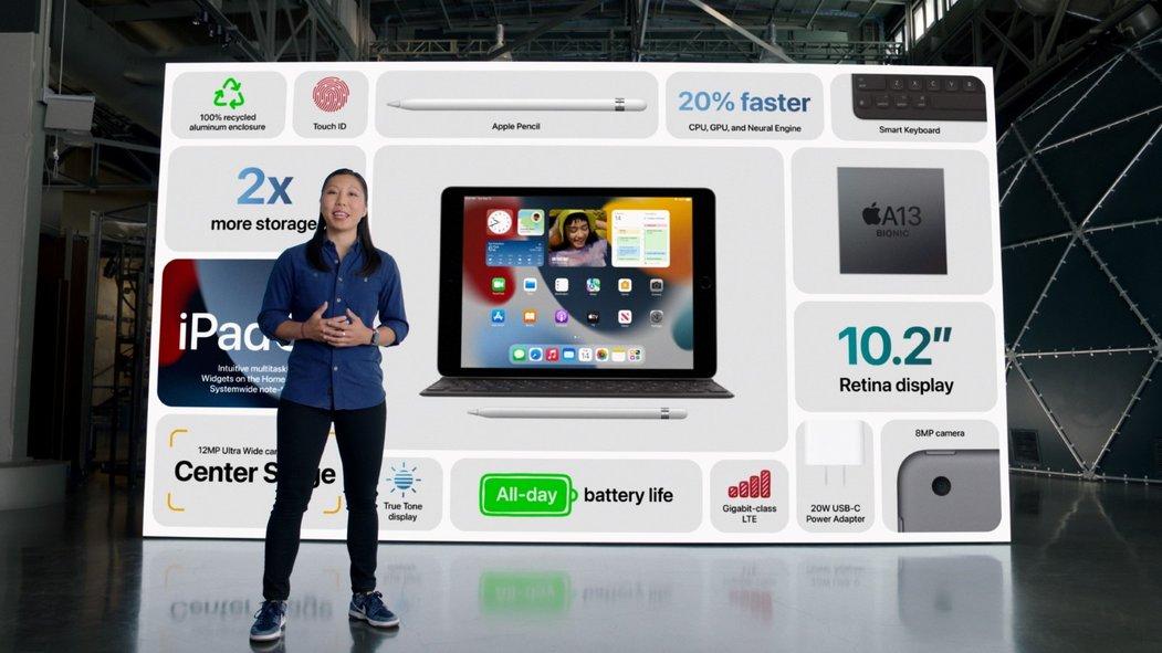 Představení novinek společnosti Apple.