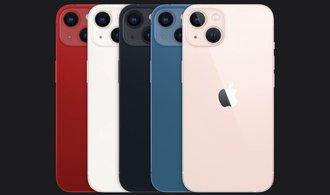 Apple v Česku zahajuje prodej nového iPhonu 13. Nejdražší varianta vyjde téměř na 50 tisíc