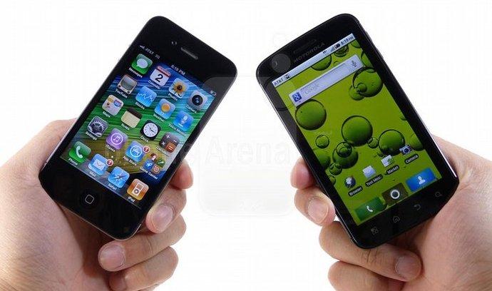 Apple, Motorola