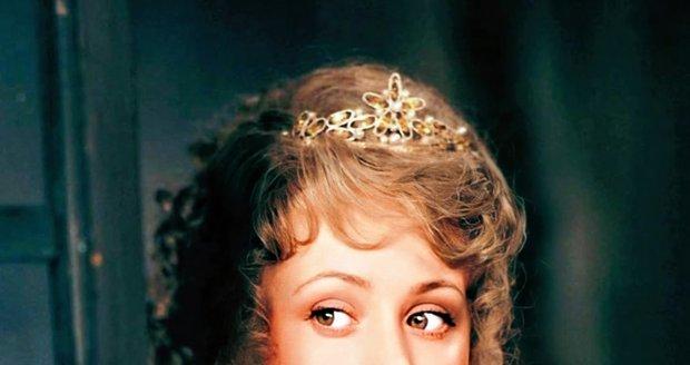 Něžná a laskavá princezna Arabela okouzlila nejen Petra Majera, ale celou říši lidí – přes televizní obrazovku.