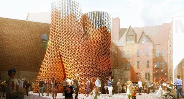 Mladí architekti z New Yorku to vyhráli