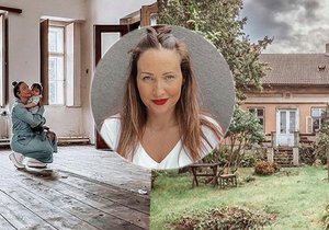 Veronika Arichteva hat sich ihr neues Haus angesehen