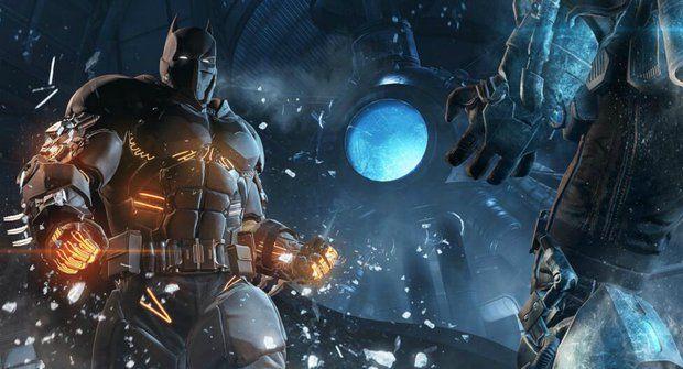 Pozor, přituhuje! Zapařili jsme: Batman Akrham Origins – Cold, Cold Heart