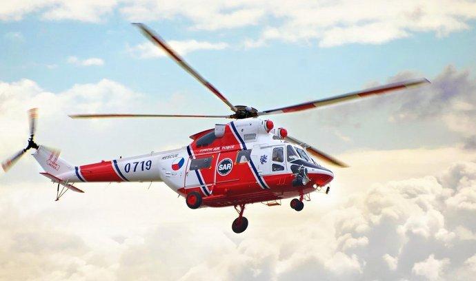 Armáda bude hledat náhradu i za záchranářské vrtulníky Sokol