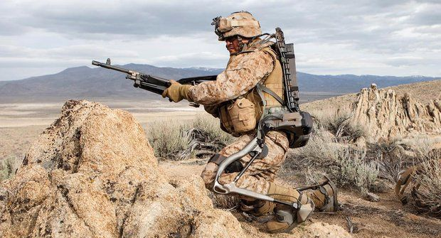 Jak budou vypadat armády budoucnosti?