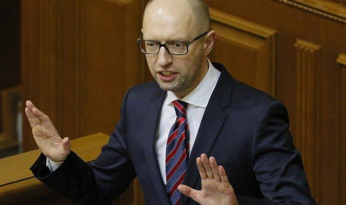 Arsenij Jaceňuk