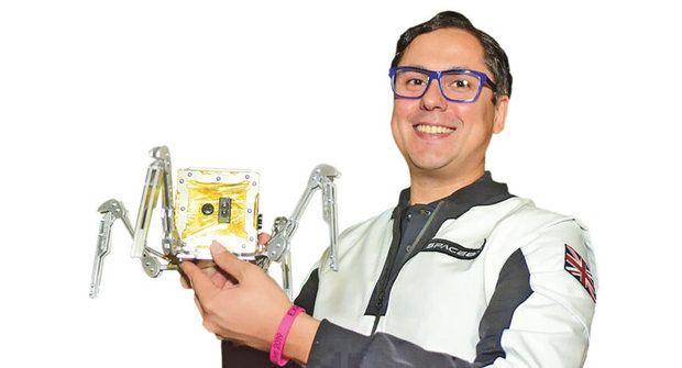 Nova-C na Měsíci: Sonda s českým přístrojem