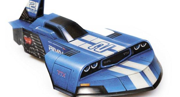 Astro Racers: O2-Rival RTX