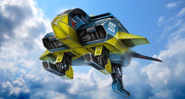 Astro Racers: Cherokee