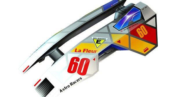Astro Racers: Astro Racer číslo 60 - Le Fleur