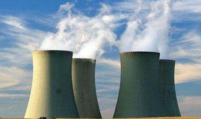 atomová elektrárna