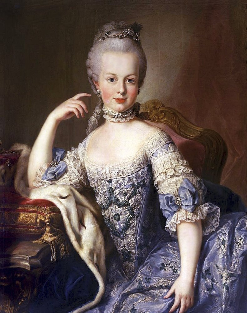 Marie Antoinetta.