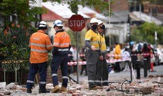 OBRAZEM: Australskou Viktorii zasáhlo silné zemětřesení. Otřes vyděsil mnoho lidí