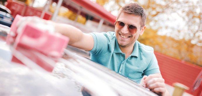 Týchto 9 chýb robíme pri umývaní auta najčastejšie