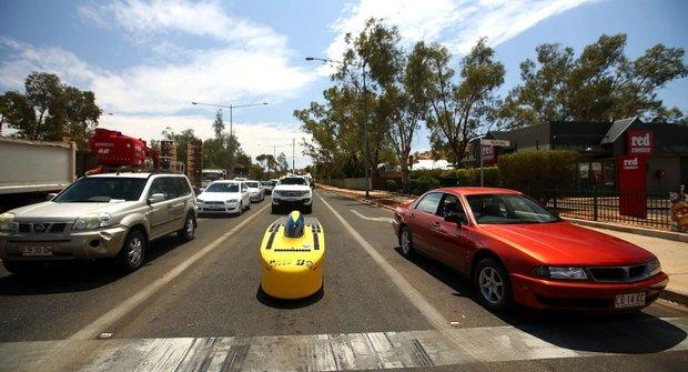 Solární závody aut očima diváka