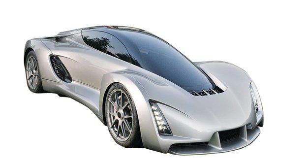 Blade: Auto z 3D tiskárny