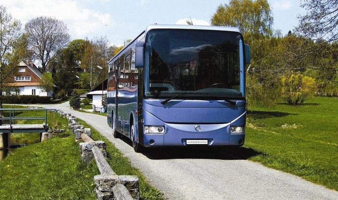 Autobus Crossway z dílny vysokomýtské firmy Iveco CR