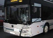 Děsivá nehoda v Bělehradu: Na hřiště s dětmi vjel autobus!