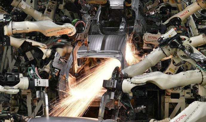 Továrna Toyota