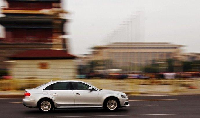 Automobil v Pekingu