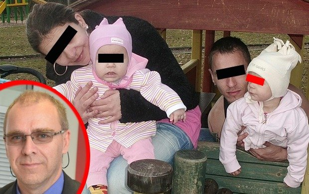 Rodina tři měsíce před nehodou. Otec děvčátek zahynul. Zachránce Denisky a Míši Petr Vencl získal ocenění Gentleman silnic.