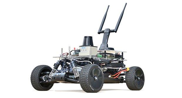 Autonomní autoškola: Jak čeští vědci vyvíjí samořídicí auto