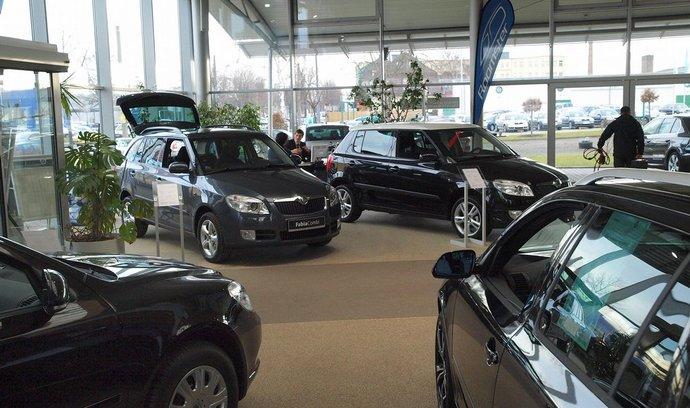 Autosalon Škoda