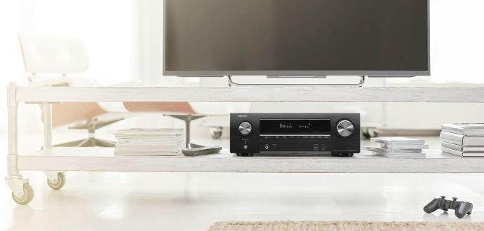Rozezvučte celý domov: k čemu je AV přijímač a jak vám usnadní život