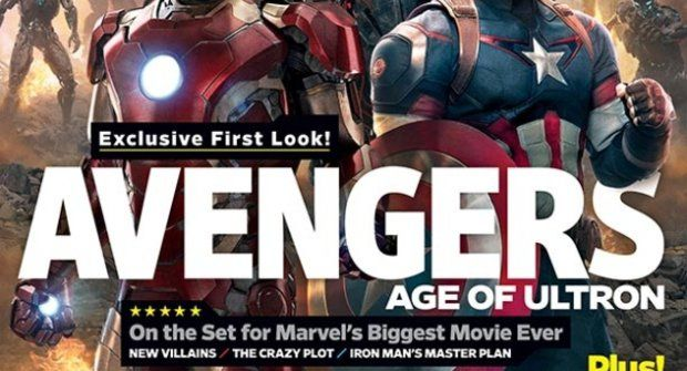 První fotky Avengers a záporáka Ultrona!
