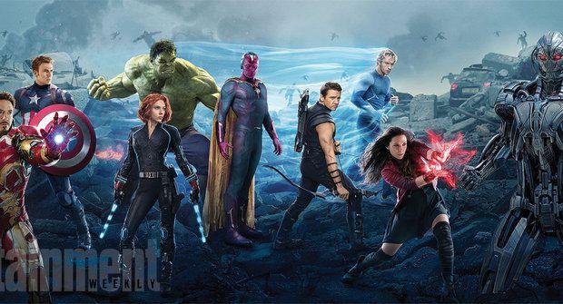 Avengers na čtvrtou! Tak tomu říkáme PANORÁMA