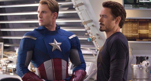 Avengers: Nejmocnější hrdinové světa pohromadě