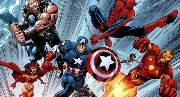 Noví Avengers přibírají super hrdiny