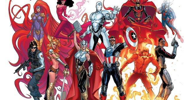 Captain America je černý, Iron Man stříbrný, Thor je ženská!