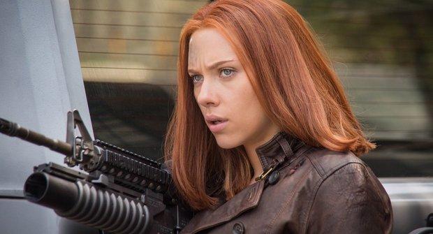 Avengers 2: Black Widow se veze se štítem Captaina Ameriky