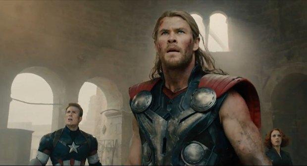 Konec Avengers? První upoutávka na Avengers: Age of Ultron