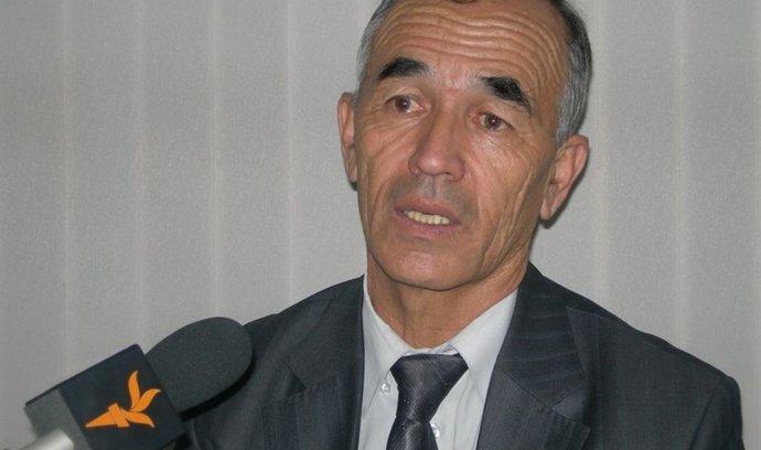 Azimžan Askarov